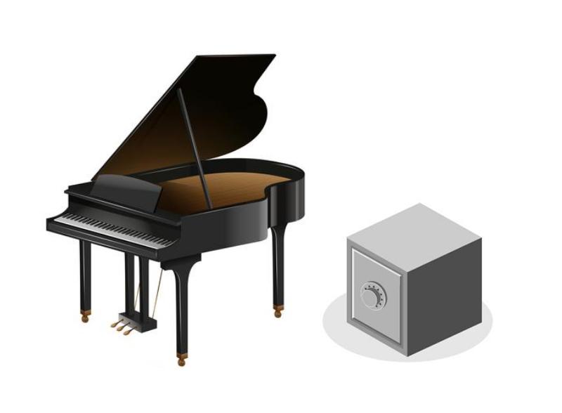 Billig Flyt - Services - Opbevaring af klaver