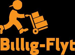 Billig-Flyt.dk Logo